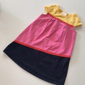 Hanna Anderson cotton dress, like new! Sz 110 (5)